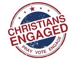 Christians Engaged Logo
