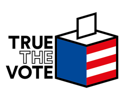 True The Vote Logo