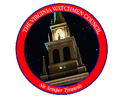 Virginia Watchmen Council Logo