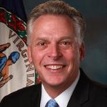Terry R. McAuliffe Profile